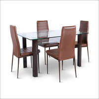 Glass Top Dining Table Sets