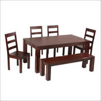 Indian Classic Pure Wood Dining