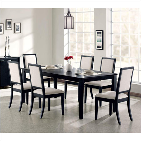 Class High Black Dining Set