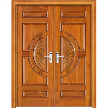 Half Moon Double Door