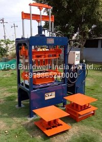 Rotary Type Fly Ash Brick Making Machines
