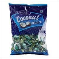 Coconut Eclairs Chocolate Pouch