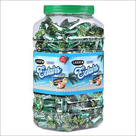 Coconut Eclairs Chocolate