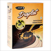 Droplet Assorted Flavoured Compound Chocolate