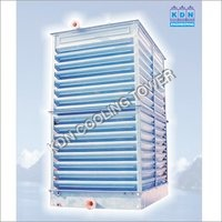 FRP Natural Draft Cooling Tower