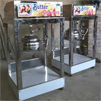 Stainless Steel Popcorn Machine