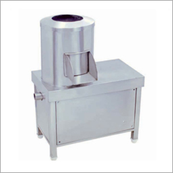 Potato Peeling Machine Stainless Stell