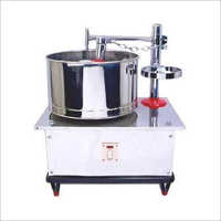Wet Grinder Stainless Steel Body On Mold Steel Angle Iron Frame