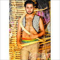 Men's Handloom Trousers