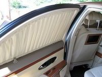 Car Rear Cloth Curtain Set Of 2
