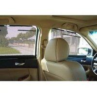 Car Automatic Roller Curtain (Set Of 4)