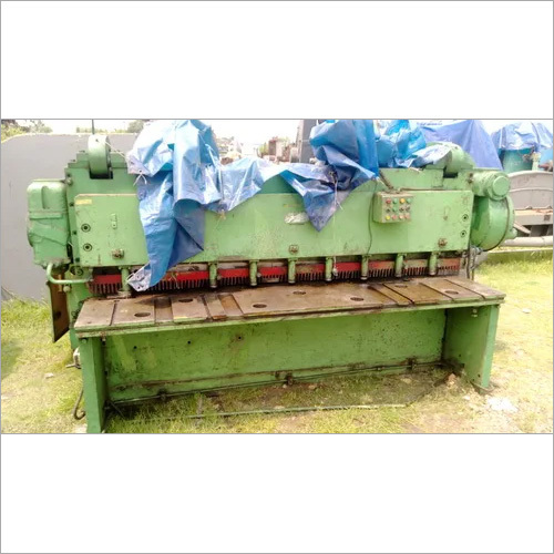 Plate Shearing Machines - Mech & Hyd.