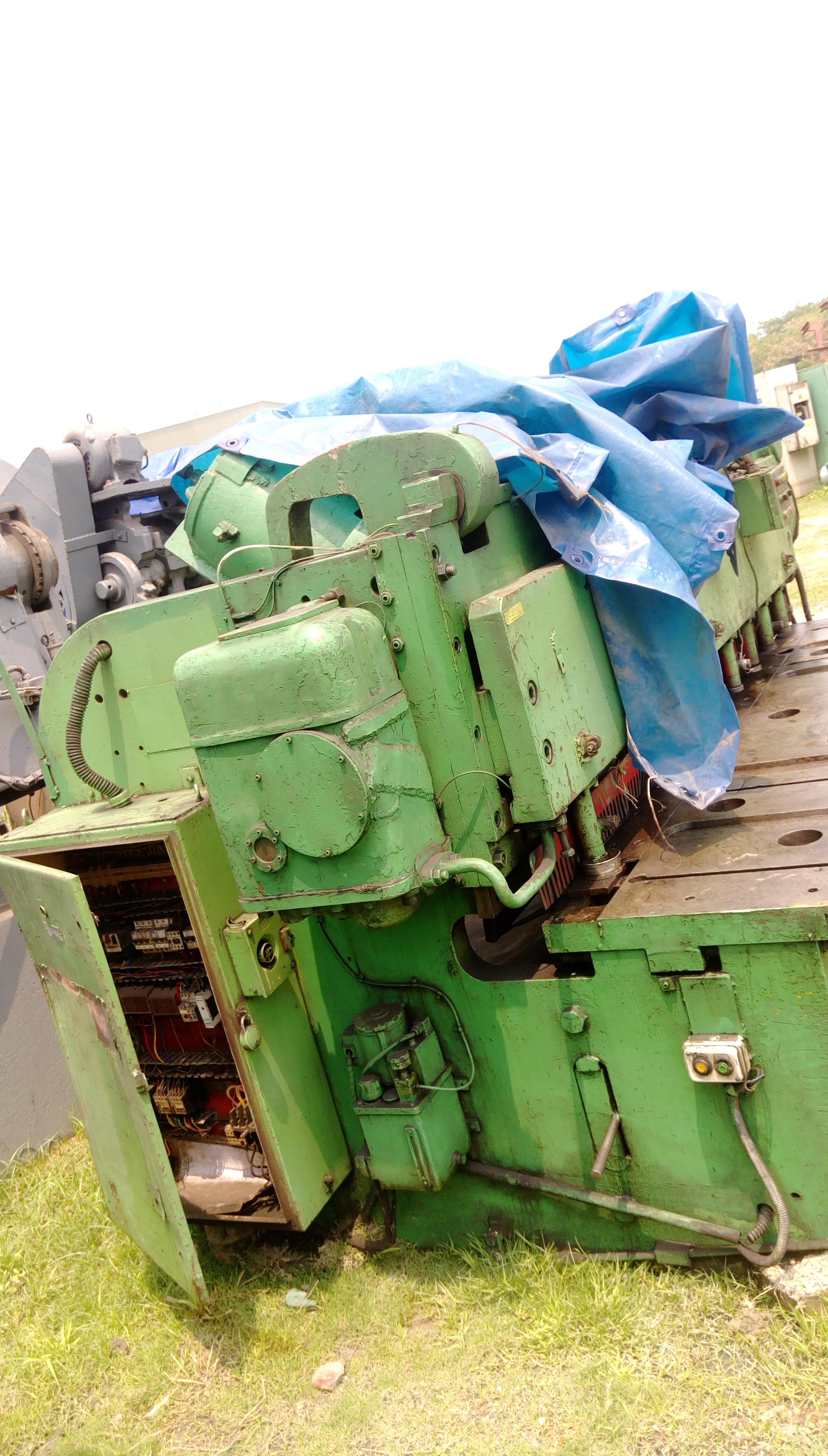 Godrej make Shearing Machine - 10mm x 2500mm
