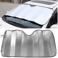 Car Front Windscreen Silver Foil Sunshade