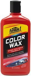 Formula 1 Color Wax (red-473ml)