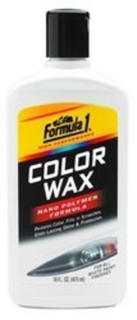 Formula 1 Color Wax (White-473ml)