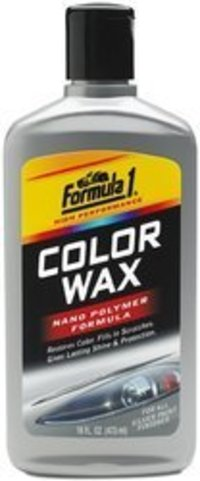 Formula 1 Color Wax (Silver-473ml)