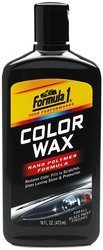 Formula 1 Color Wax (Black-473ml)
