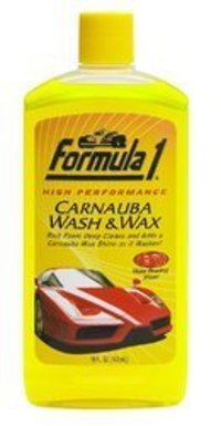 Formula 1 Wash & Wax 473ml