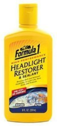 Formula 1 Headlight Restorer 237ml