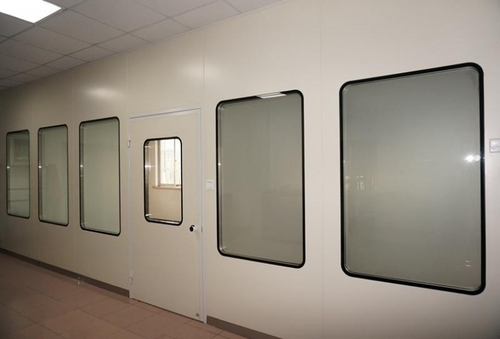 Hermetically Sealed Glass Doors