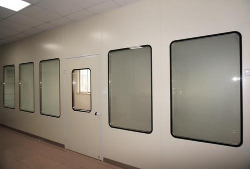 Hermetically Sealed Glass Doors