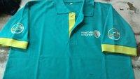 Customized Polo Neck T Shirts