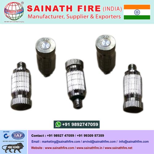 Low Pressure Anti-Drip Nozzles