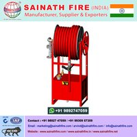 Foam Hose Reel With Tank Stainless Steel