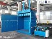 Hydraulic Tyre Bailing Machine