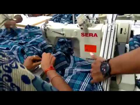 Side Mudda Sewing Machine