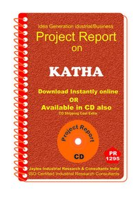 Katha manufacturing Project Report eBook