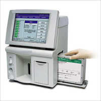 Blood Gas Electrolyte Analyzer