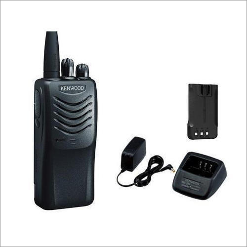 Compact VHF-UHF FM Portable Radio