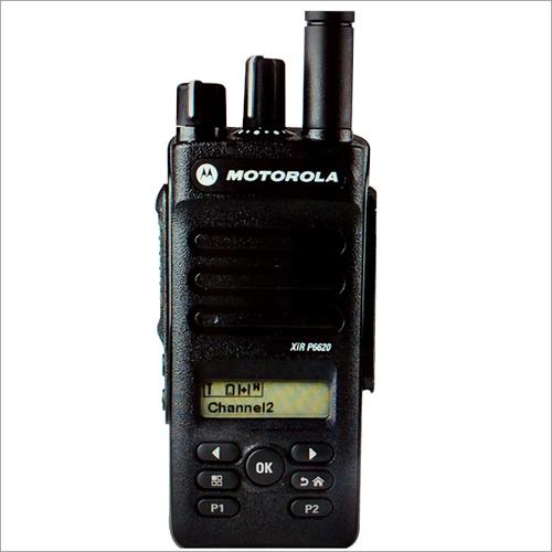 Digital Two Way Portable Radios