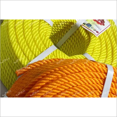 Double Twist HDPE Mono Rope