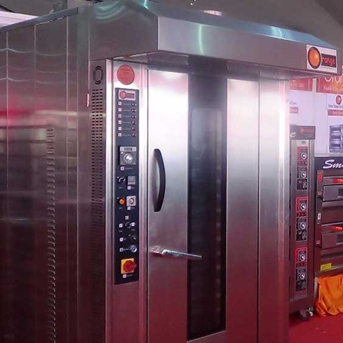 Rotary Rack Oven -  Imported
