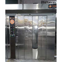 Rotary Rack Oven - Indian