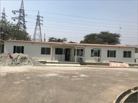 Site Office at DENSO International Manesar