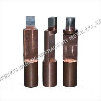 Tungsten Faced Electrode