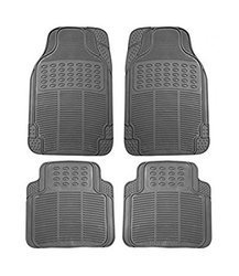 Universal Rubber Mat For Car -(Packy poda set of 4)