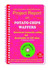 Potato Chipswaffers manufacturing Project Report eBook
