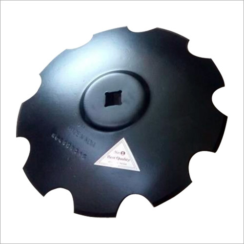 Notched Agriculture Disc
