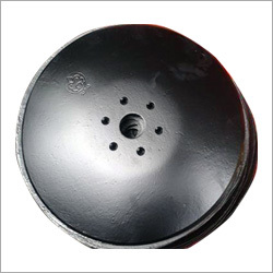Round Centre Hole Disc