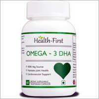 Omega - 3 DHA Capsule