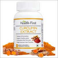 Curcumin Extract Capsule
