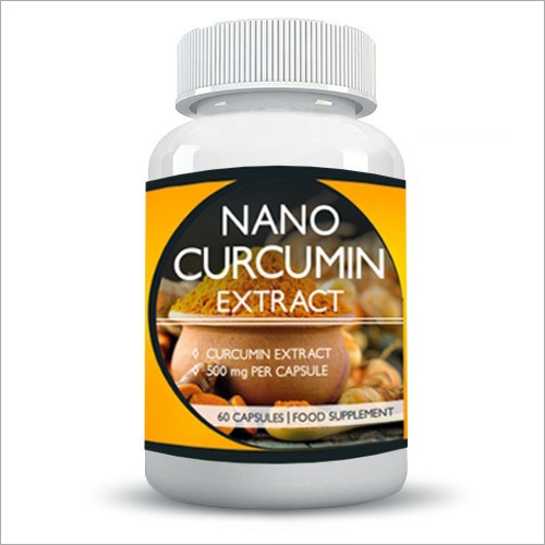 Nano Curcumin Extract Capsule