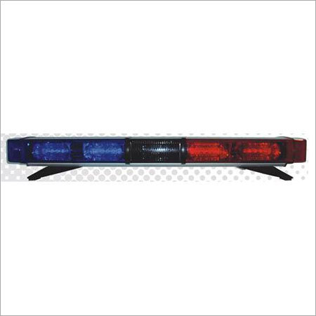 Led Revolving Light Bar For Emergency Vehicle With Siren