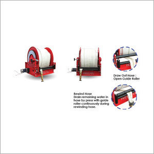 Multiple Hose Reels