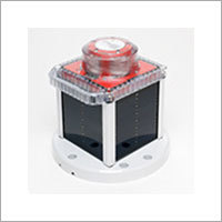 Solar Powered LED Marine Navigation Lantern